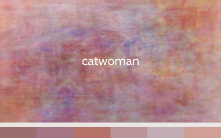 The Definitive Color of Catwoman, Classic Catwoman Purple
